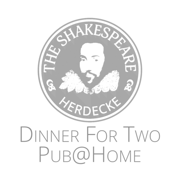 Dinner-for-Two The Shakespeare Pub @Home