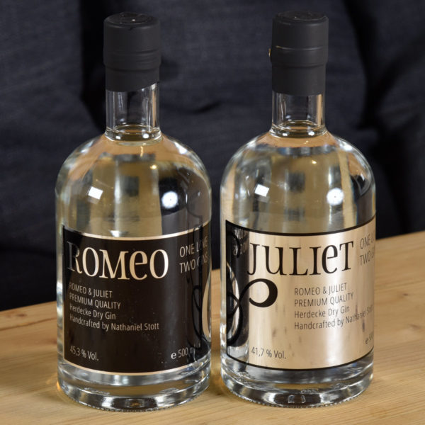 Pub@Home - Romeo & Juliet Gin