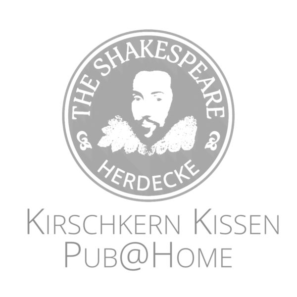 Pub @Home - Kirschkern Kissen