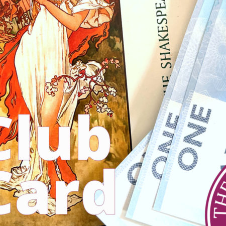 The Shakespeare · Club Card · Alma