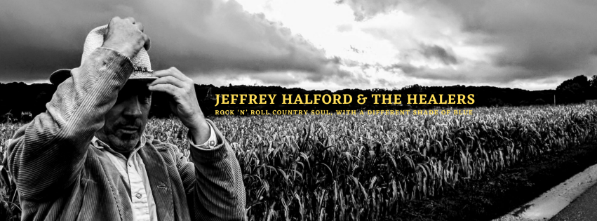 JEFFREY HALFORD AND THE HEALERS