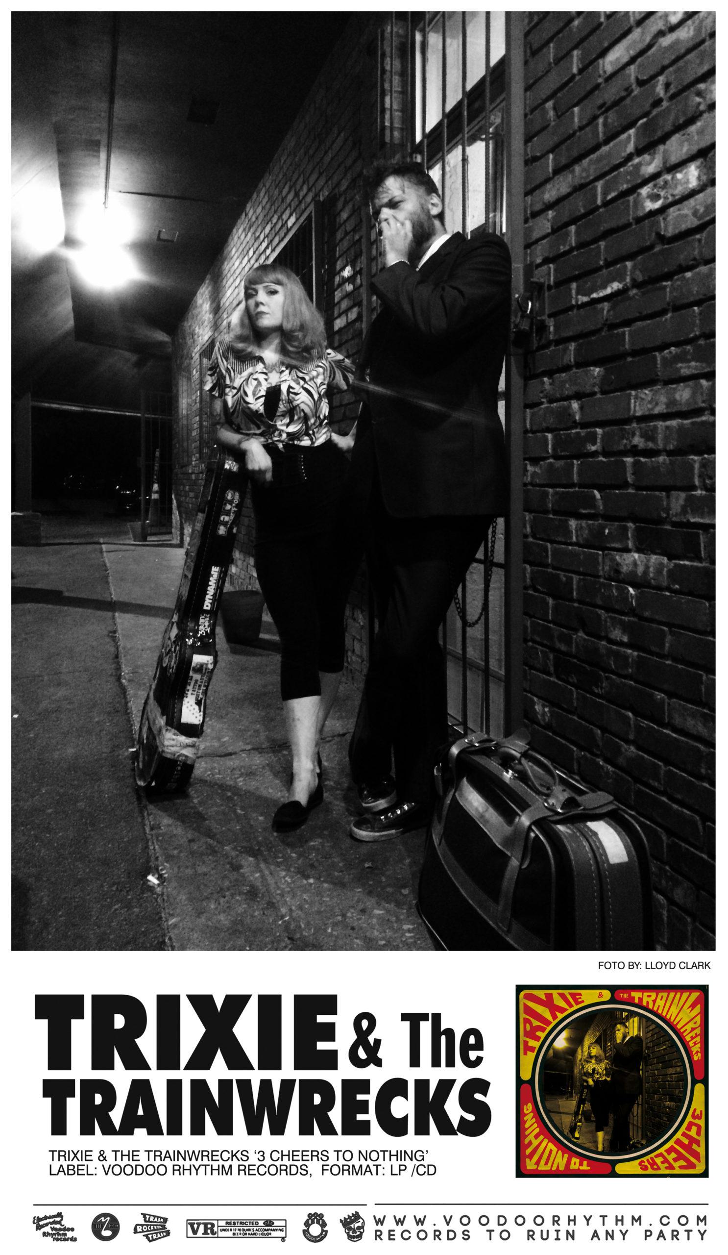 Trixie & The Trainwrecks (US/UK)