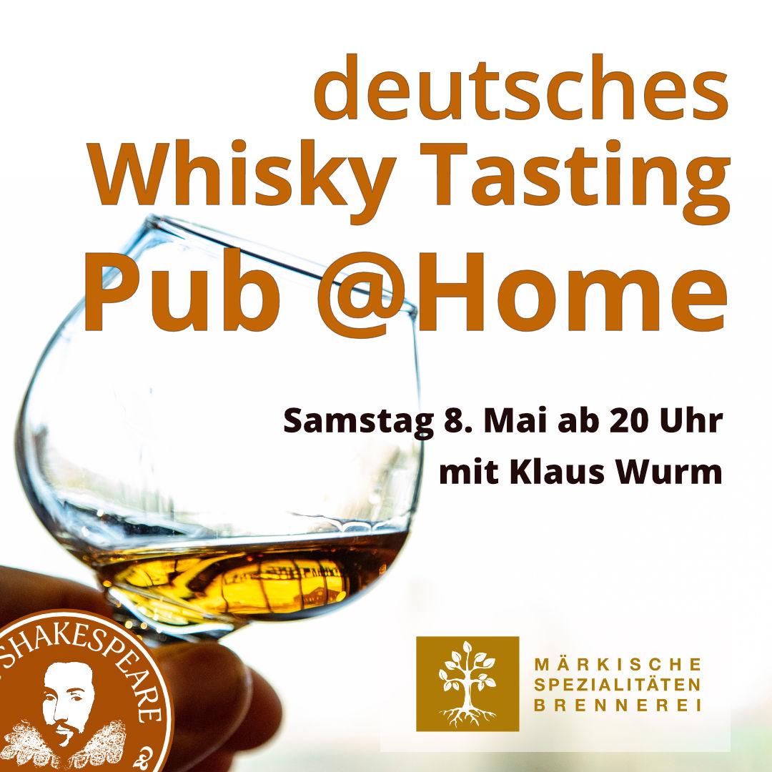 Whisky TastingTeil 2: die Welt des deutschen Whisky's