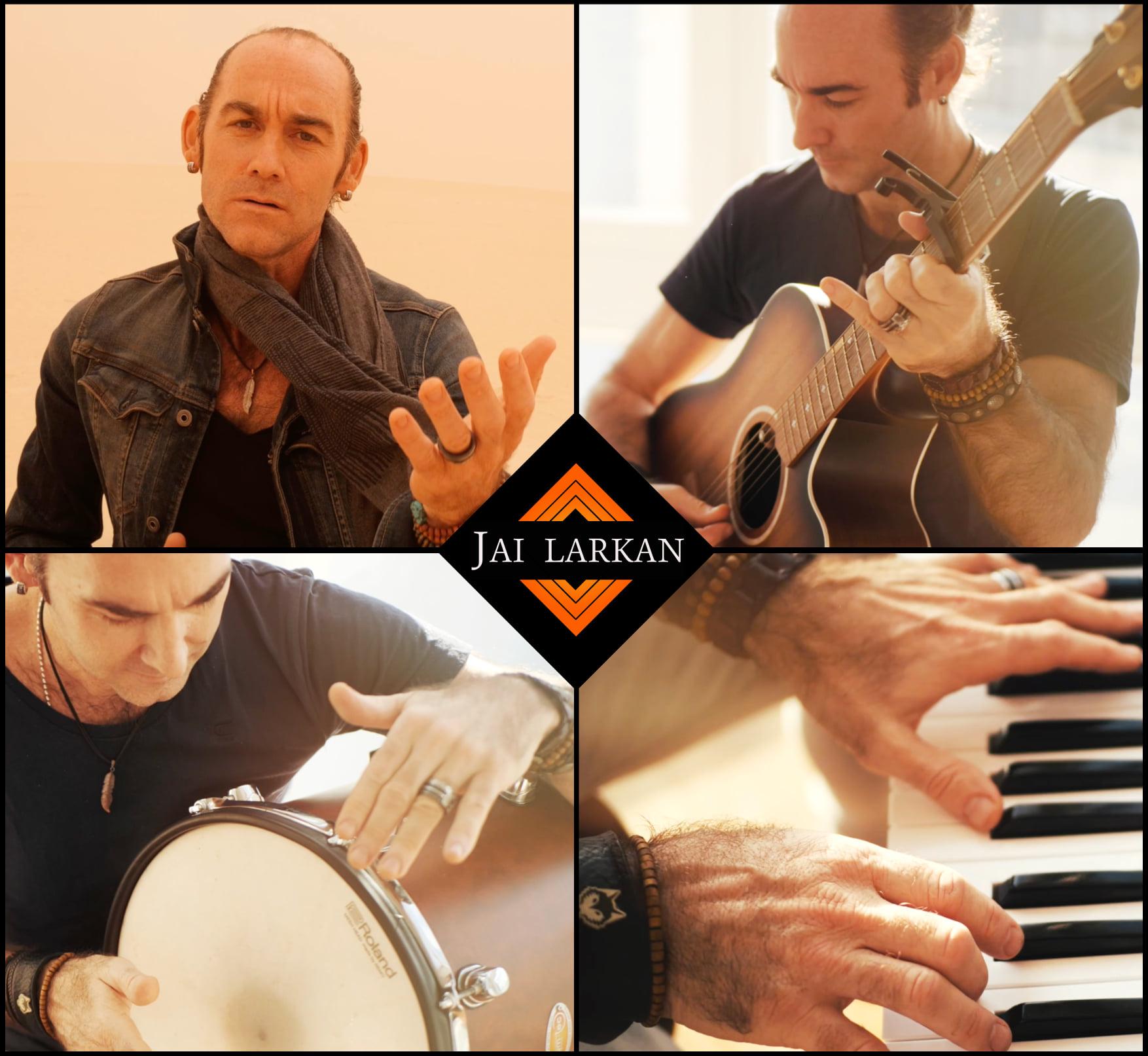 Jai Larkan — Australian Multi-instrumentalist and Loop Artist - 2021 Tour