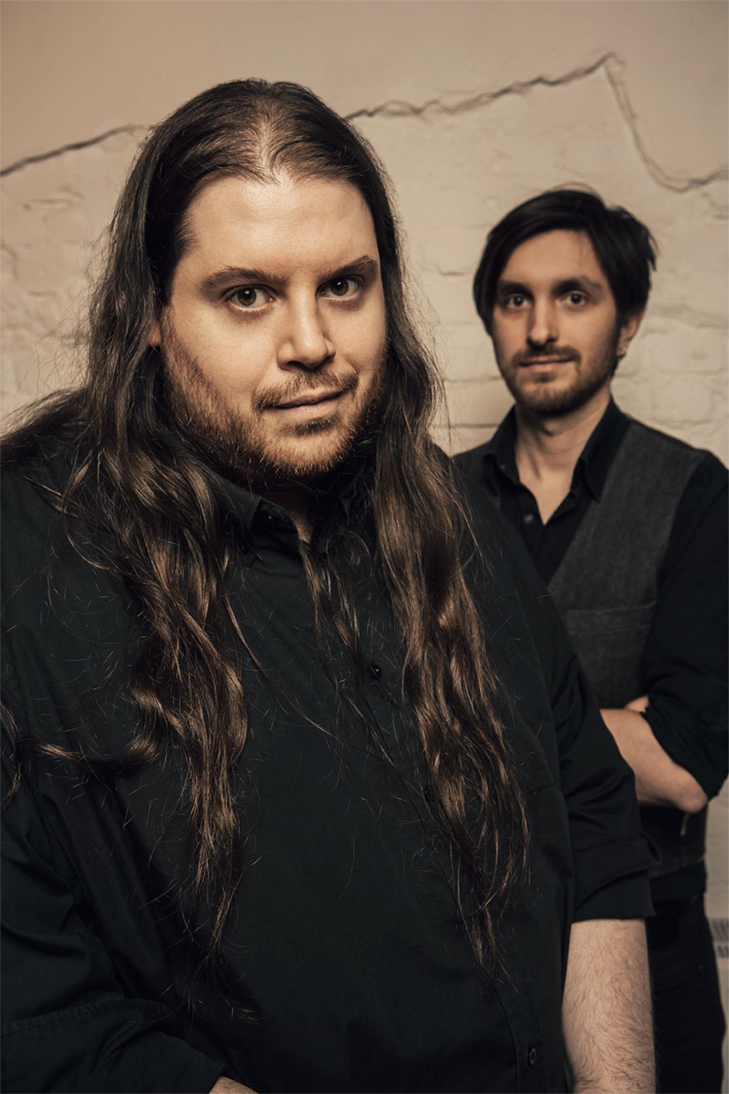 Andy Jones — Duo Gitarre