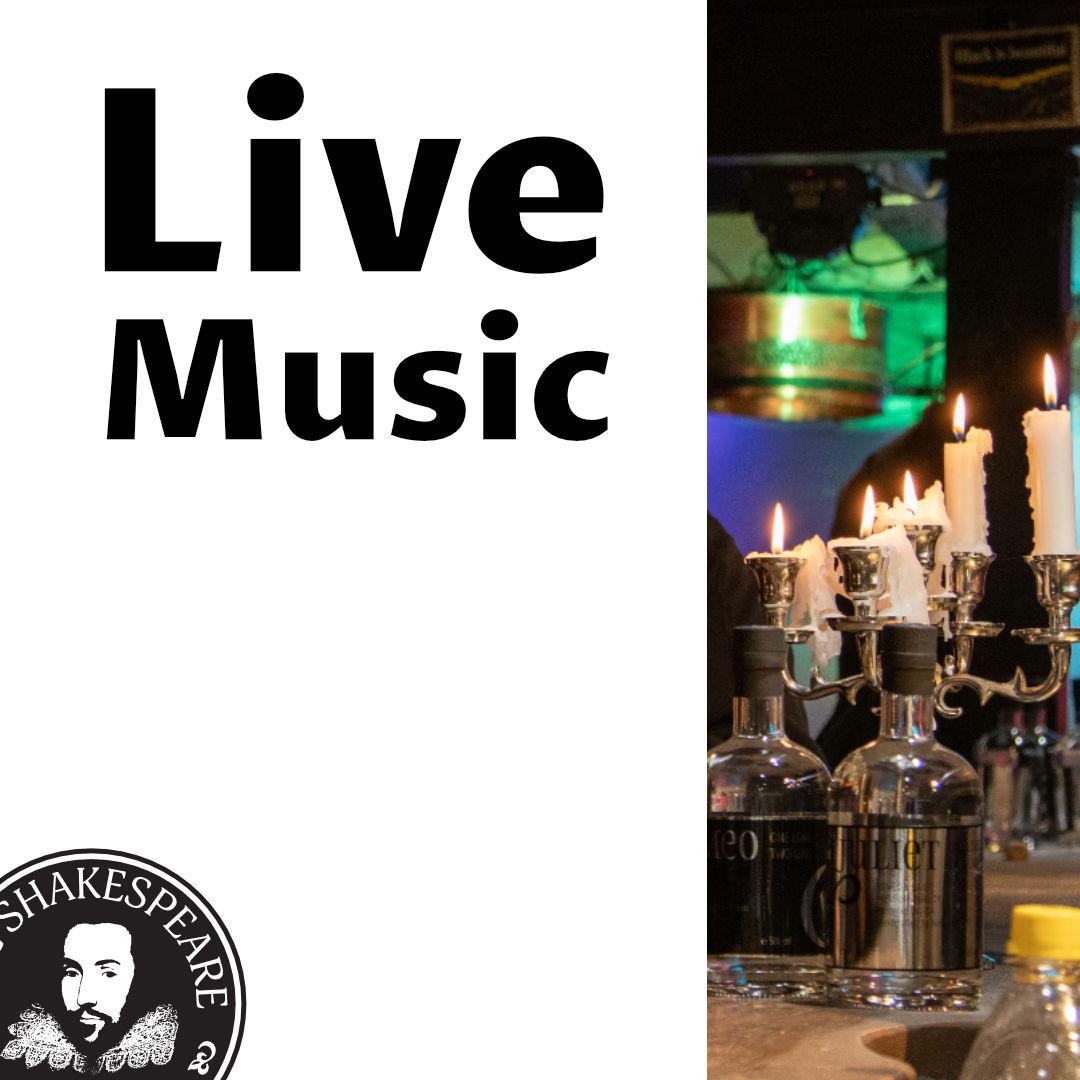 Live Music — The Shakespeare Pub