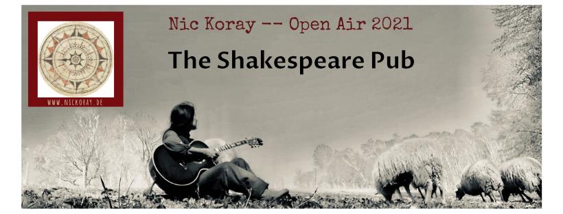 Nic Koray - Open Air
