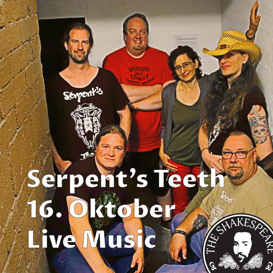 Serpent's Teeth