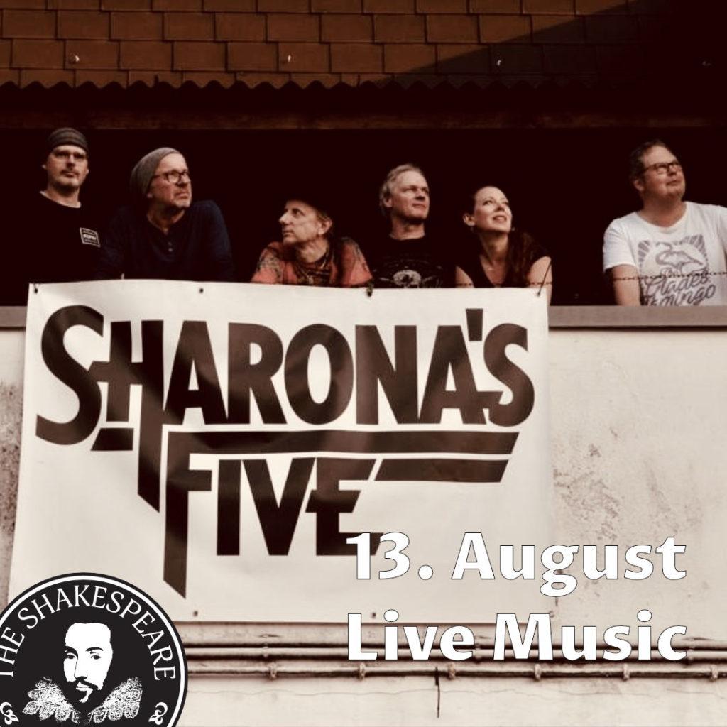 Sharona's Five