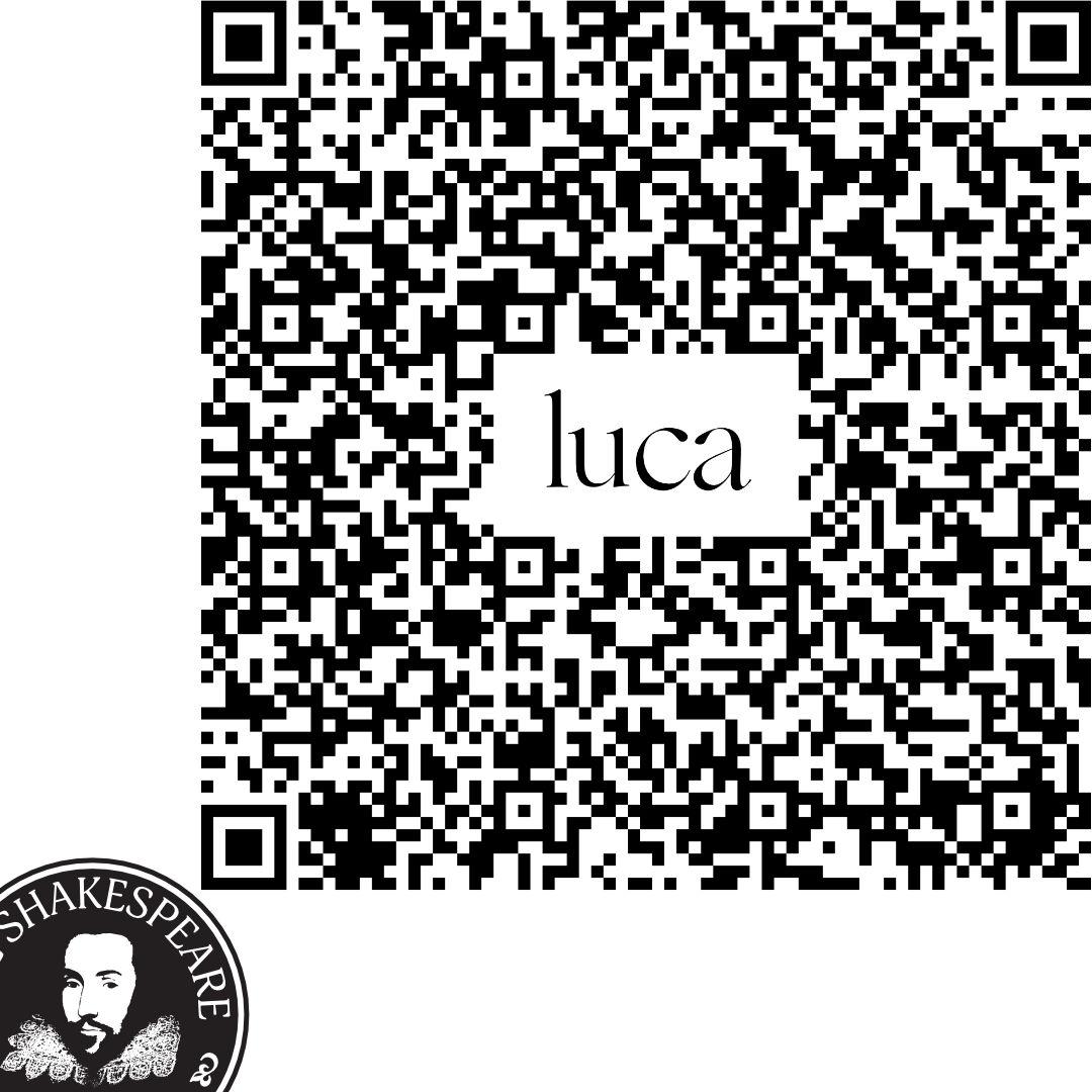 The Shakespeare Pub Hier Einchecken mit luca App!
