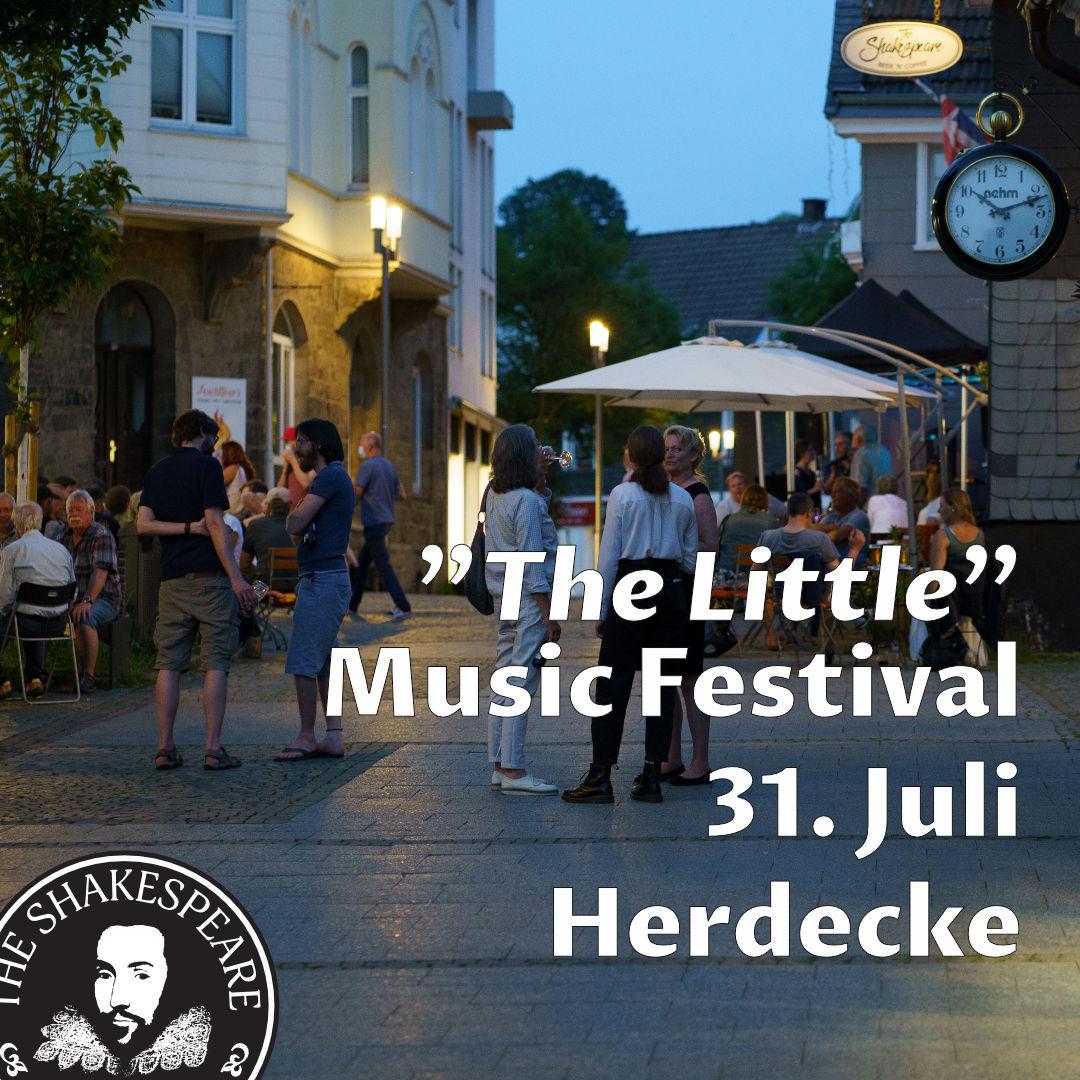 """""""The Little"""" Music Festival 2021"""