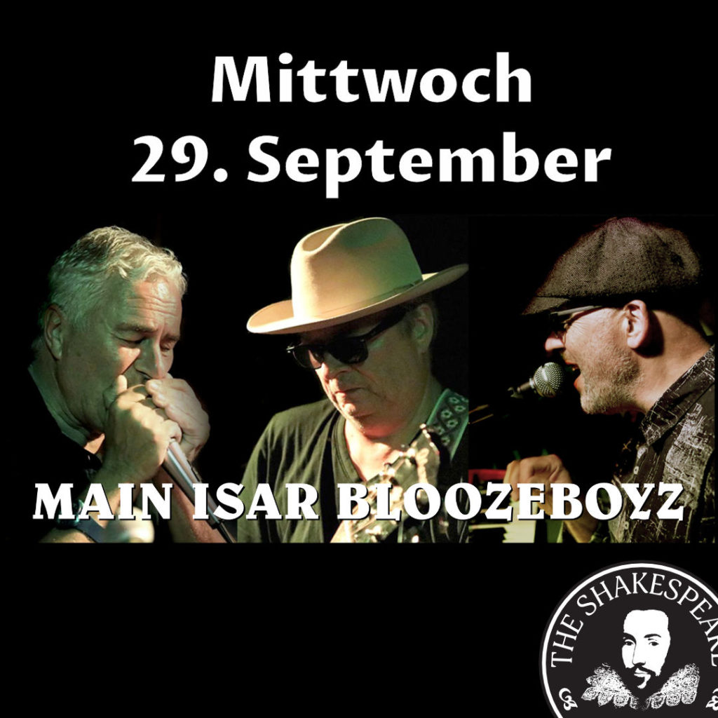 Main Isar Bloozeboyz – From the Delta to Chicago