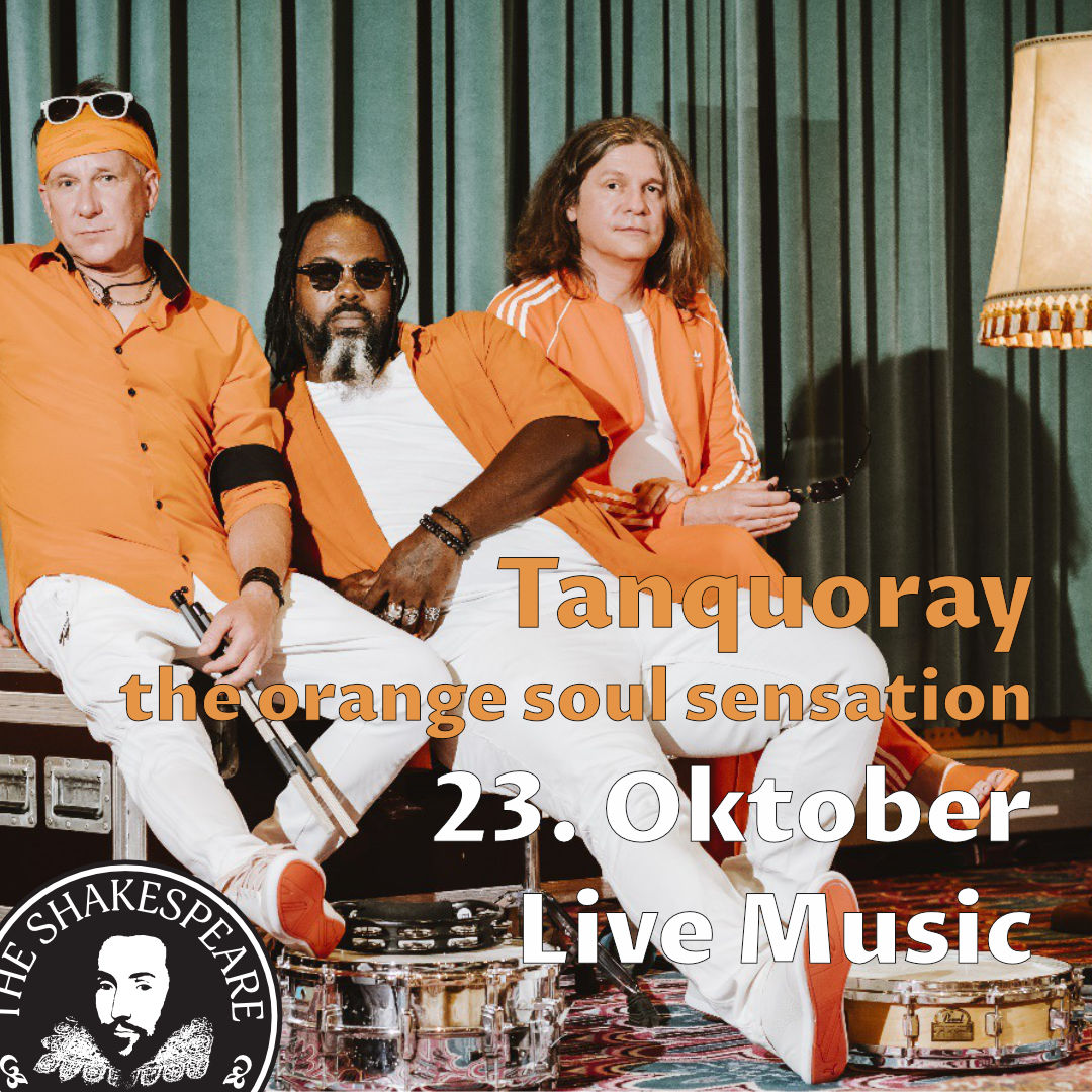 "Tanquoray -the orange soul sensation- ""analogue x orange"" Album Release Tour 2021"