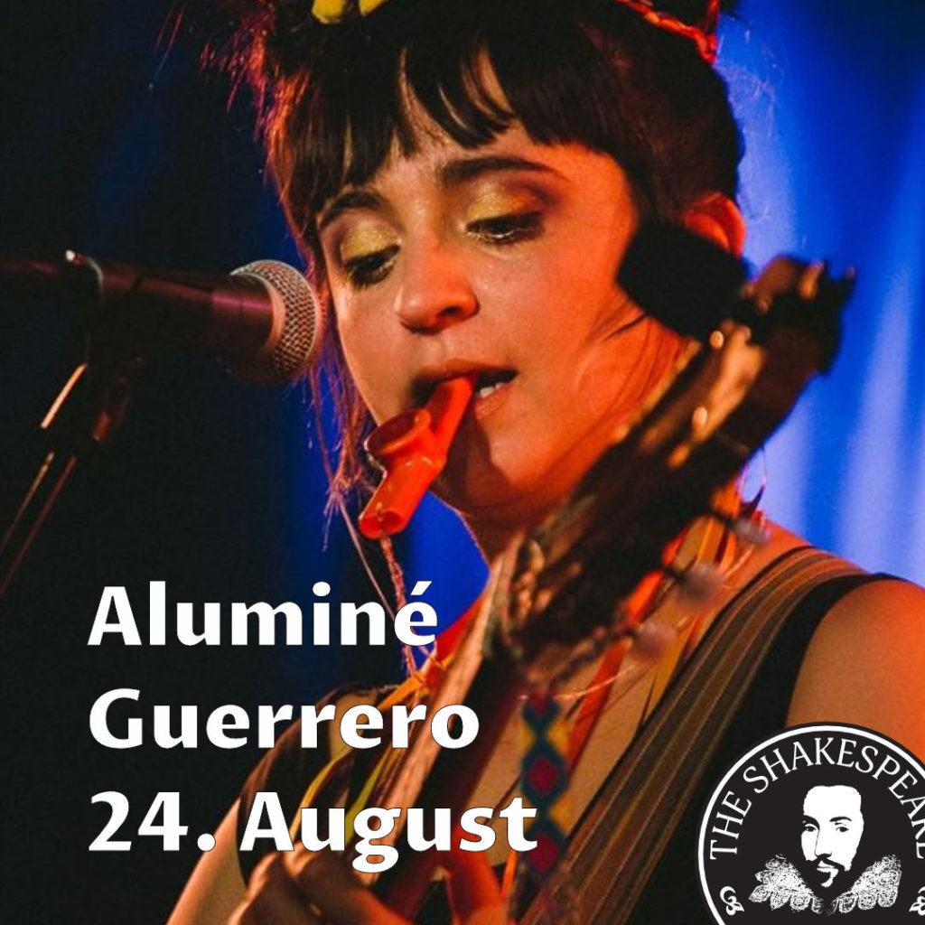 Aluminé Guerrero — European Tour 2021