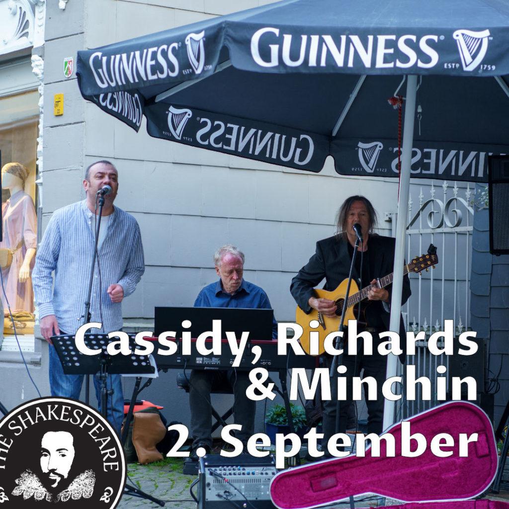 Cassidy, Richards & Minchin