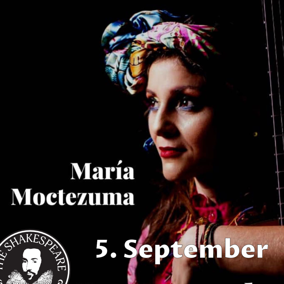 Maria Moctezuma - Live Music