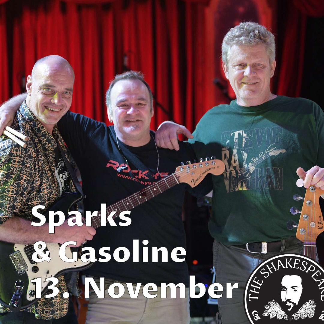 Sparks & Gasoline