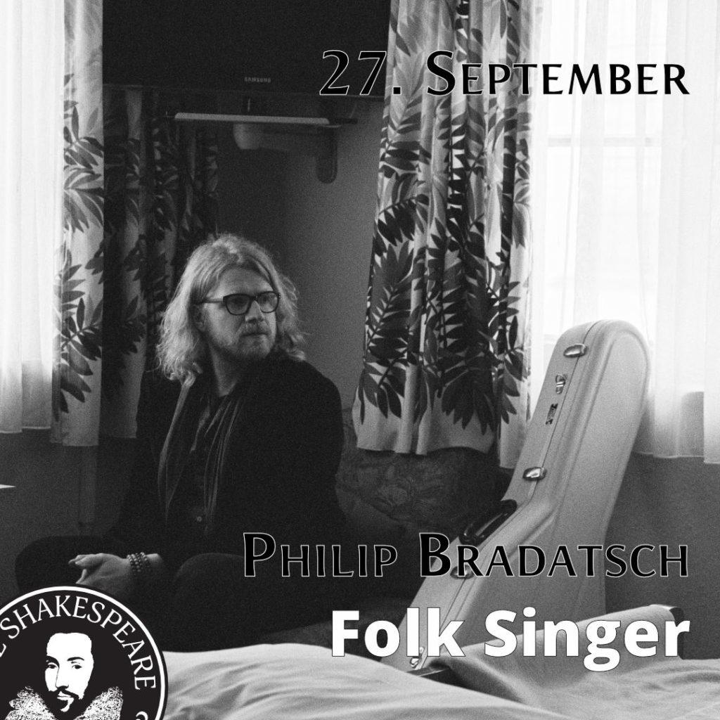 Philip Bradatsch, Folk Singer