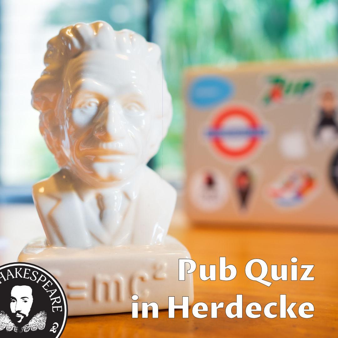 Pub Quiz mit Pit